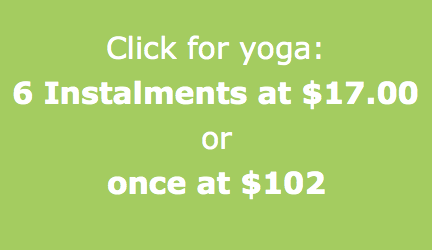 Special Yoga Offer